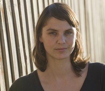 A portrait of Anna krien