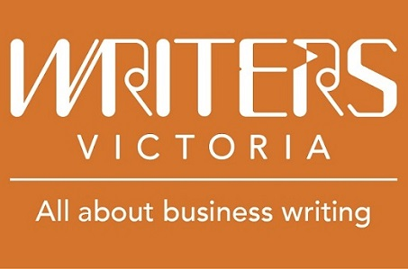 Business writing logo