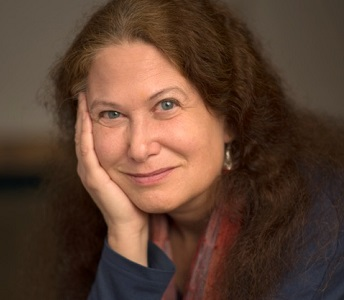 a portraut of jane hirshfield