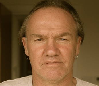 A portrait of Tony Birch