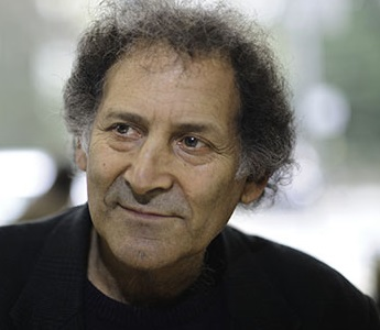 a portrait of Arnold Zable