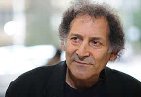 An image of Arnold Zable
