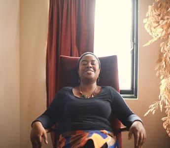 A portrait of Maxine Beneba Clarke