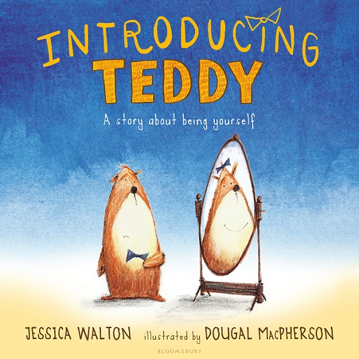 Introducing Teddy book cover
